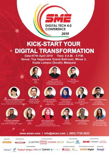 SME Digital Tech Conference 4.0