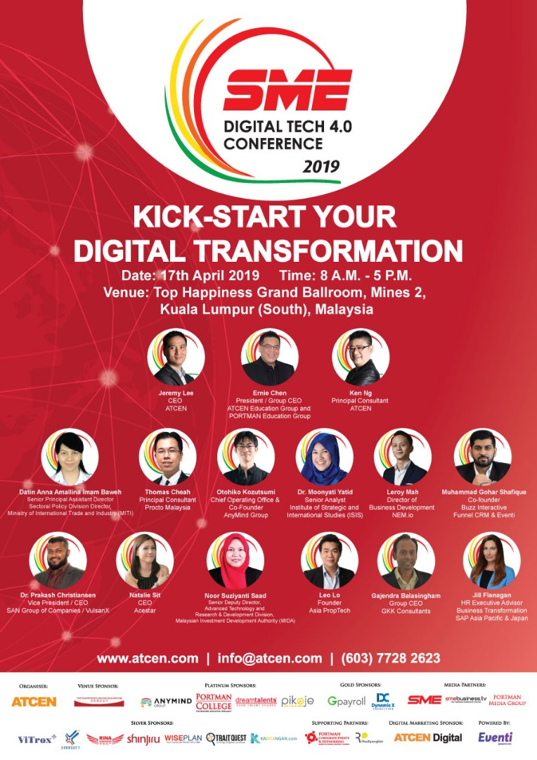 SME Digital Tech Conference 4.0